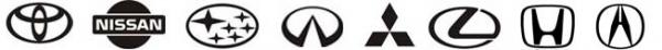 Логотип компании Сеть магазинов автозапчастей