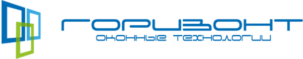 Логотип компании Горизонт